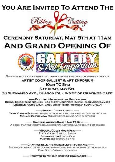Gallery & Emporium opening
